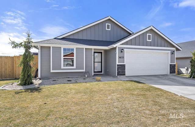 3633 E Holly Ridge Dr, Nampa, ID 83686 (MLS #98798933) :: Build Idaho