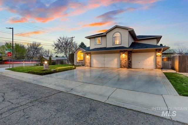 4780 N Buckboard, Boise, ID 83713 (MLS #98798944) :: Build Idaho