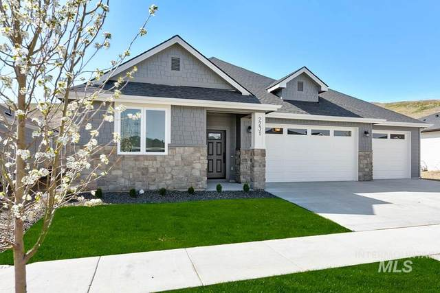 2231 E Mendota Drive, Boise, ID 83716 (MLS #98798945) :: Build Idaho