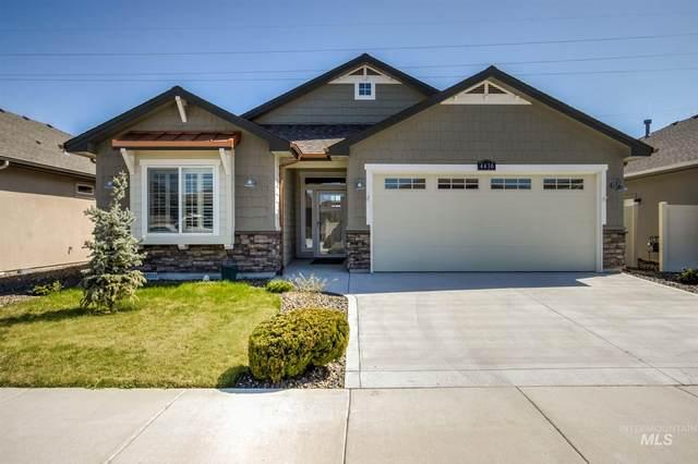 4430 S Staaten Ave Gps incorrect-u, Boise, ID 83709 (MLS #98798946) :: Build Idaho