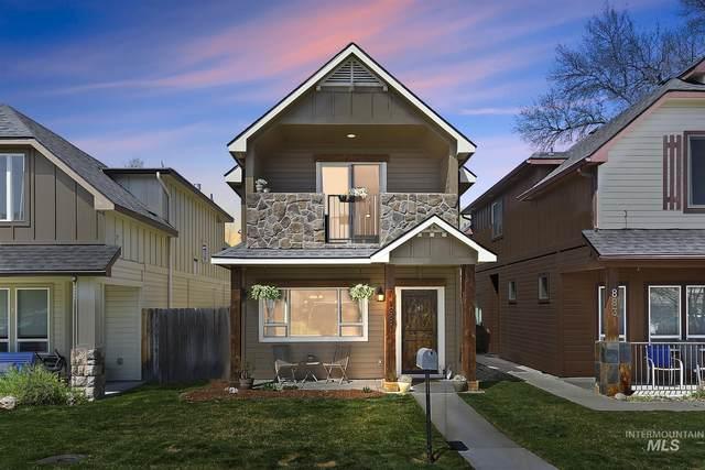 881 N 31st St, Boise, ID 83702 (MLS #98798954) :: Build Idaho