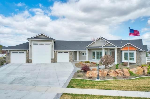 10500 Kaylee Way, Nampa, ID 83687 (MLS #98798959) :: Boise Home Pros
