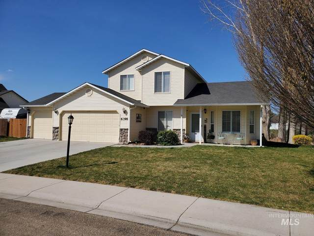 6398 E Dannsmore Dr, Nampa, ID 83687 (MLS #98798973) :: Team One Group Real Estate