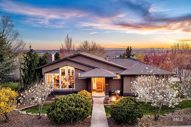 1658 S Trent Point Way, Boise, ID 83712 (MLS #98798974) :: Build Idaho