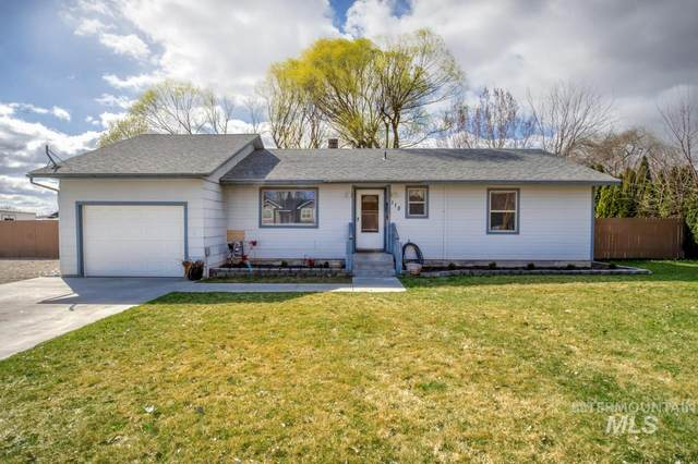 115 E Mckinley, New Plymouth, ID 83655 (MLS #98798981) :: Epic Realty