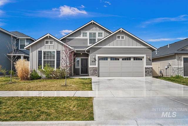 4258 W Peak Cloud Dr, Meridian, ID 83642 (MLS #98798999) :: Build Idaho