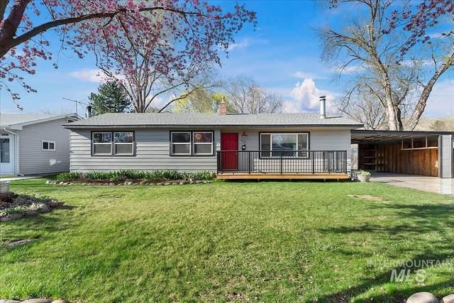 3112 W Taft St, Boise, ID 83703 (MLS #98799026) :: Bafundi Real Estate
