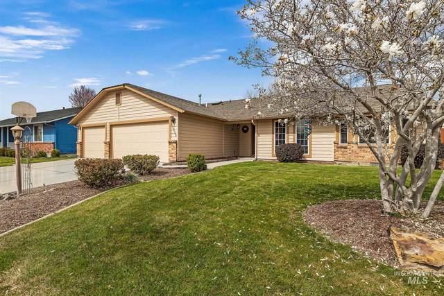 11830 W Flintlock, Boise, ID 83713 (MLS #98799034) :: City of Trees Real Estate