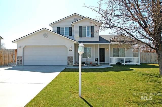 281 Jamestowne Court, Kuna, ID 83634 (MLS #98799041) :: Boise Valley Real Estate
