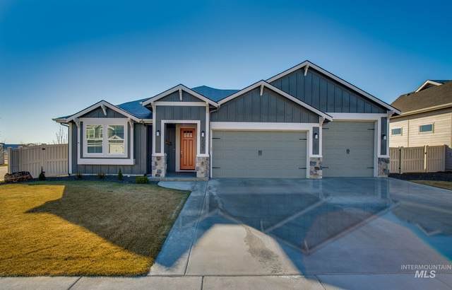 1593 Fort Williams St, Middleton, ID 83644 (MLS #98799044) :: Build Idaho