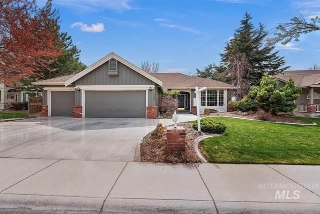 13529 W Wittenburg St, Boise, ID 83713 (MLS #98799051) :: Build Idaho