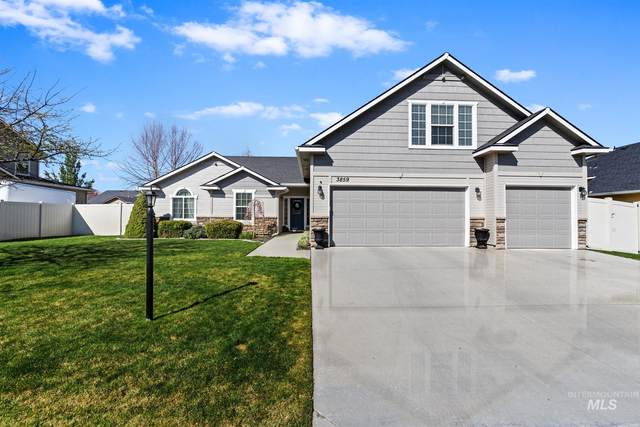 3859 N Frandon Ave., Meridian, ID 83646 (MLS #98799055) :: Build Idaho