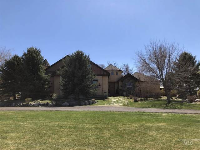 12233 Rivendell Ct, Nampa, ID 83686 (MLS #98799062) :: Build Idaho