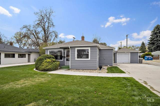 118 E Ash St, Caldwell, ID 83605 (MLS #98799064) :: Team One Group Real Estate