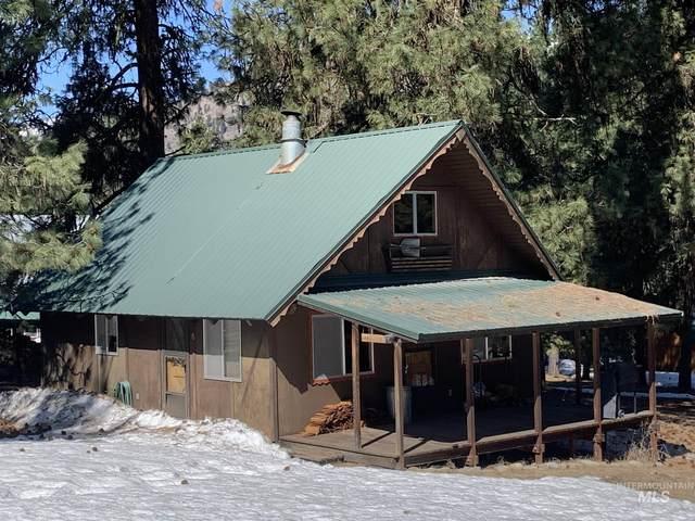 6 Pine Drive, Lowman, ID 83637 (MLS #98799074) :: Jon Gosche Real Estate, LLC