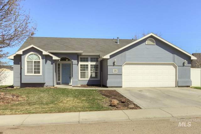 4206 E Wisteria Ave, Nampa, ID 83687 (MLS #98799075) :: Build Idaho