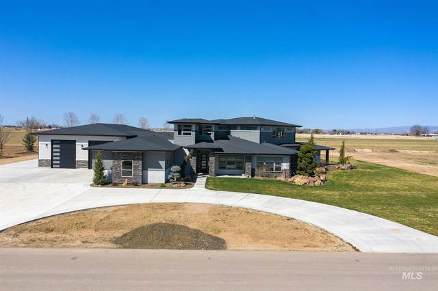 5125 E Feather Creek Lane, Nampa, ID 83687 (MLS #98799081) :: Build Idaho
