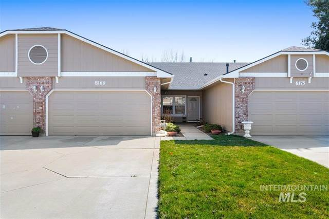 8169 W Beckton, Garden City, ID 83714 (MLS #98799091) :: Team One Group Real Estate