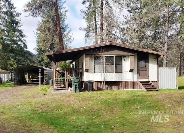 17 Chinook Lane, Orofino, ID 83534 (MLS #98799098) :: Team One Group Real Estate