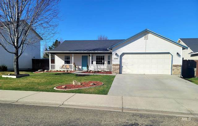 3393 N Tweedbrook Place, Boise, ID 83713 (MLS #98799103) :: Build Idaho