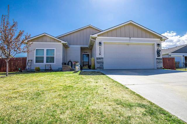 1139 Karn Ave., Wilder, ID 83676 (MLS #98799131) :: Epic Realty