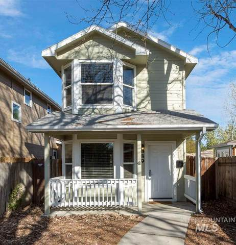889 N 30TH, Boise, ID 83702 (MLS #98799134) :: Adam Alexander