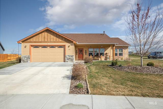 514 S Saxton, New Plymouth, ID 83655 (MLS #98799137) :: Build Idaho