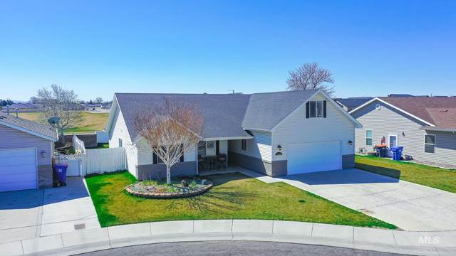1341 Ashley Drive, Twin Falls, ID 83301 (MLS #98799149) :: Own Boise Real Estate