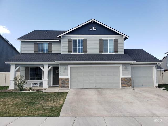 1111 E Yaquina Bay, Nampa, ID 83686 (MLS #98799159) :: Build Idaho