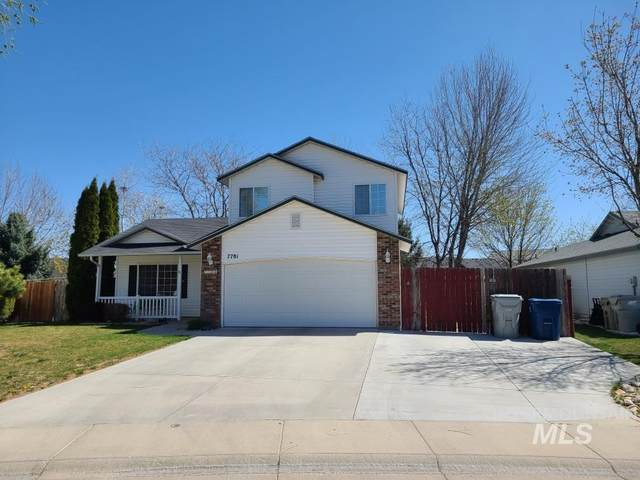 7781 E Mountain Oak Drive, Nampa, ID 83687 (MLS #98799190) :: Trailhead Realty Group