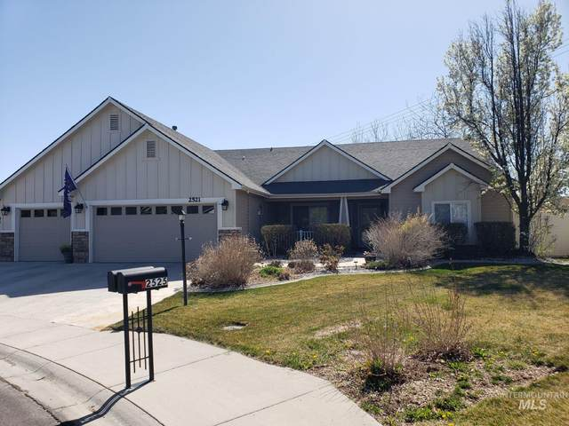 2521 W Sherman, Nampa, ID 83686 (MLS #98799192) :: Trailhead Realty Group