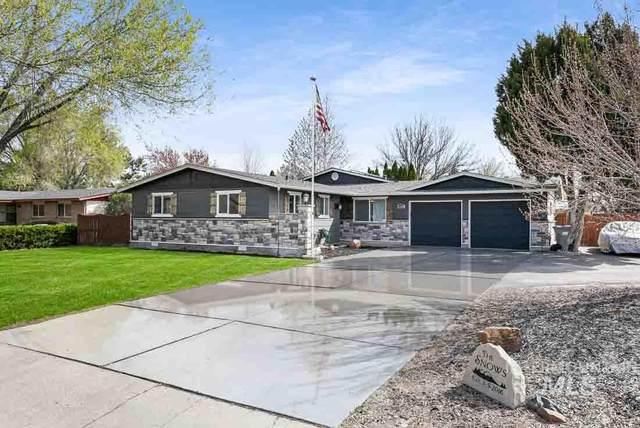 2280 N Maple Grove, Boise, ID 83704 (MLS #98799193) :: Shannon Metcalf Realty