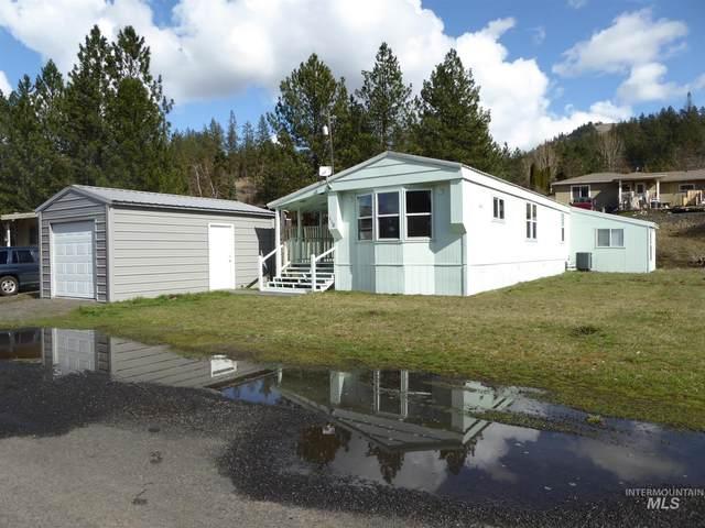110 N Front Road, Kamiah, ID 83536 (MLS #98799201) :: Michael Ryan Real Estate