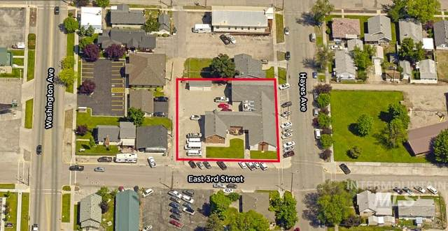 120 E 3rd Street, Emmett, ID 83617 (MLS #98799205) :: Full Sail Real Estate