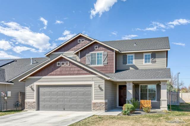 2911 W Jayton Dr, Meridian, ID 83642 (MLS #98799214) :: The Bean Team