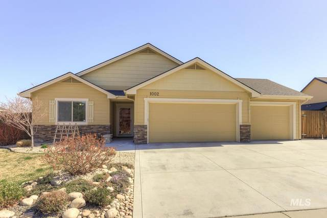1002 N Knox Place, Star, ID 83669 (MLS #98799217) :: Michael Ryan Real Estate