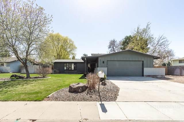 8711 W Oakmont Dr., Boise, ID 84704 (MLS #98799225) :: Jon Gosche Real Estate, LLC