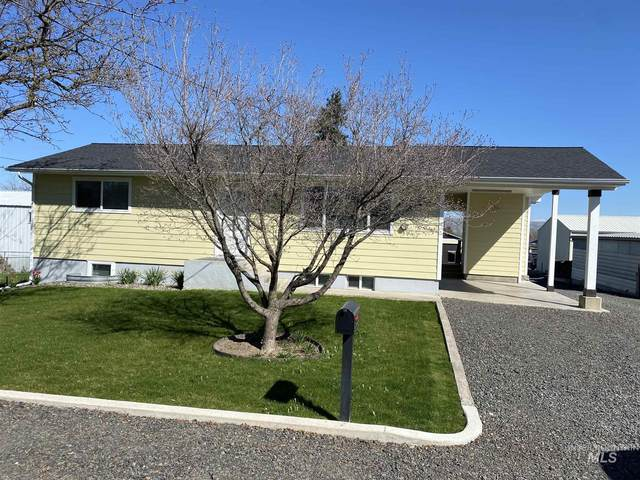 1507 Alder Ave, Lewiston, ID 83501 (MLS #98799247) :: Jon Gosche Real Estate, LLC