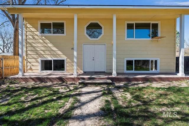 4021 Garnet, Boise, ID 83703 (MLS #98799277) :: Bafundi Real Estate