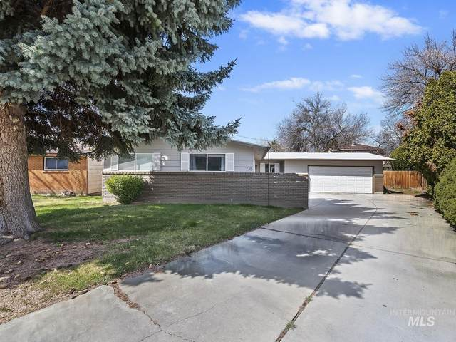 735 S Kirby St, Boise, ID 83705 (MLS #98799278) :: City of Trees Real Estate