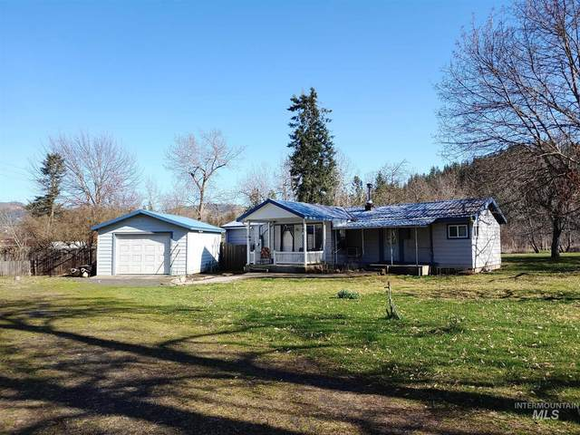 1638 Jenny Lane, Kamiah, ID 83536 (MLS #98799289) :: City of Trees Real Estate
