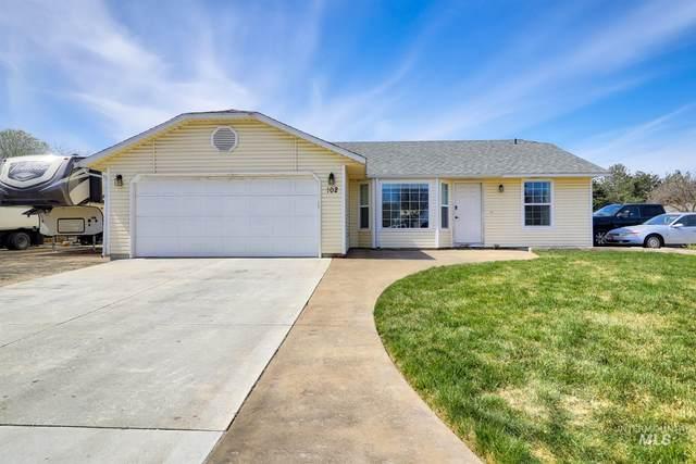 102 Marjorie Ave, Middleton, ID 83644 (MLS #98799297) :: Own Boise Real Estate