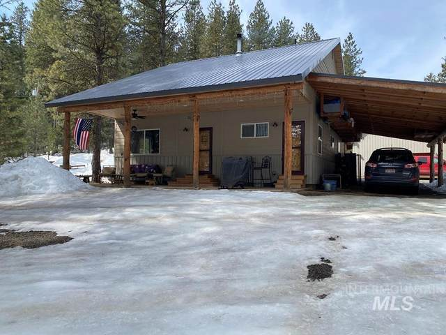 4022 Granite View Road, New Meadows, ID 83654 (MLS #98799298) :: City of Trees Real Estate