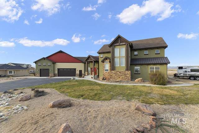 1960 E Aeronca Court, Mountain Home, ID 83647 (MLS #98799306) :: Juniper Realty Group