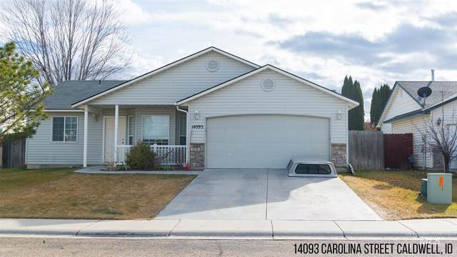 14093 Carolina, Caldwell, ID 83607 (MLS #98799328) :: Team One Group Real Estate