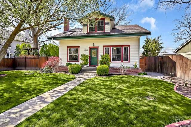 1015 N 19th Street, Boise, ID 83702 (MLS #98799386) :: Boise River Realty