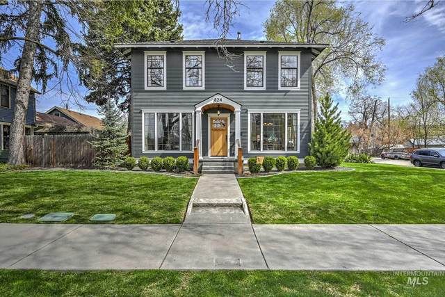 824 E State St, Boise, ID 83712 (MLS #98799388) :: Bafundi Real Estate