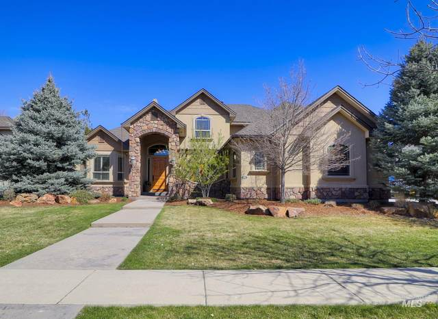 832 W Headwaters, Eagle, ID 83616 (MLS #98799392) :: The Bean Team