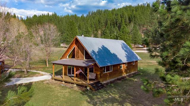 5 Pyle Creek Rd, Garden Valley, ID 83622 (MLS #98799409) :: Silvercreek Realty Group