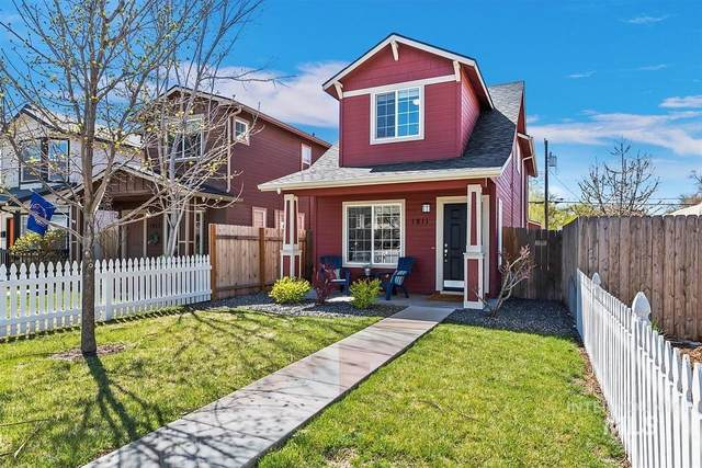 1811 S Shoshone, Boise, ID 83705 (MLS #98799424) :: First Service Group